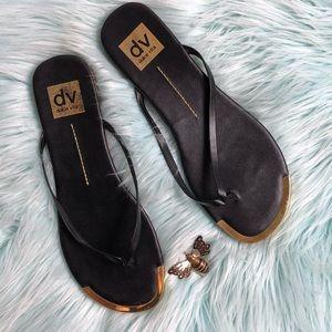 Dolce Vita flip flop sandals size 7.5